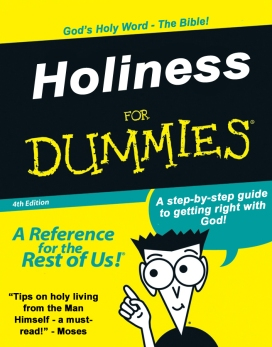 Holiness for Dummies