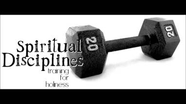 Spiritual Discipline